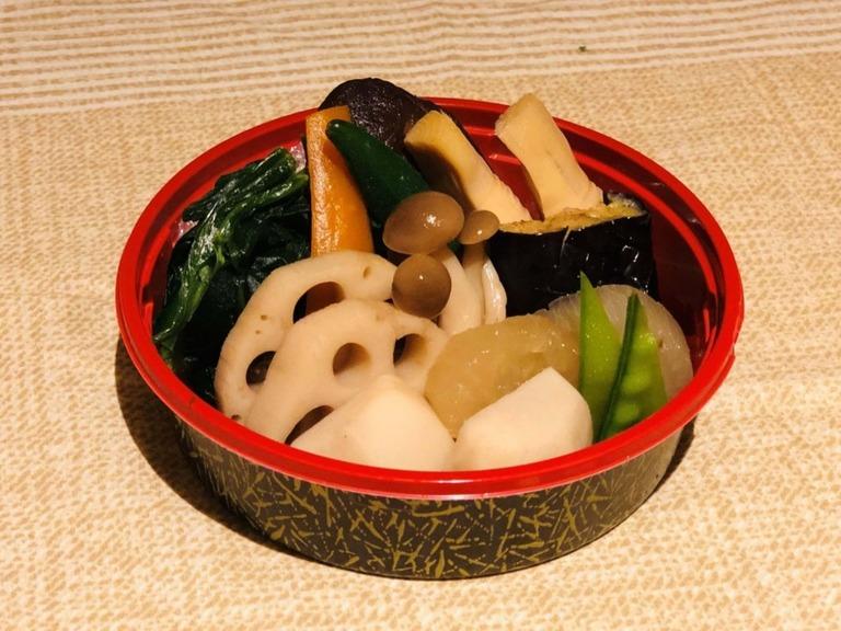 『浜松パワーフード』野菜煮物